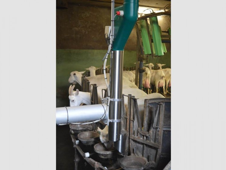 Pipefeeder Hanskamp Highspeed